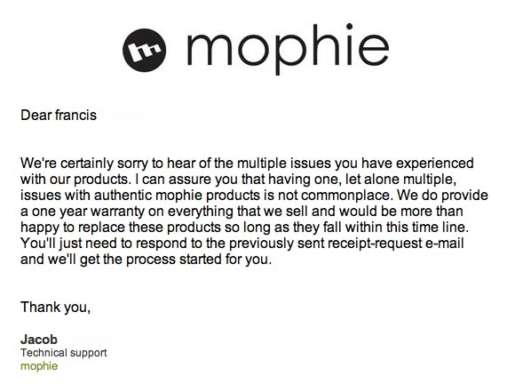 letterfrommophie